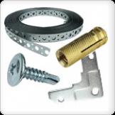 Принадлежности и расходные материалы для монтажа
