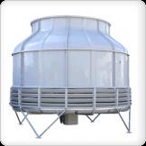 Вентиляторные градирни